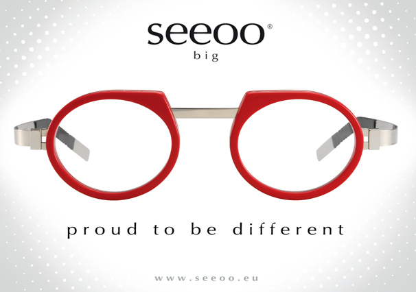 31 July 2013 - Seeoo Big Eyewear Collection