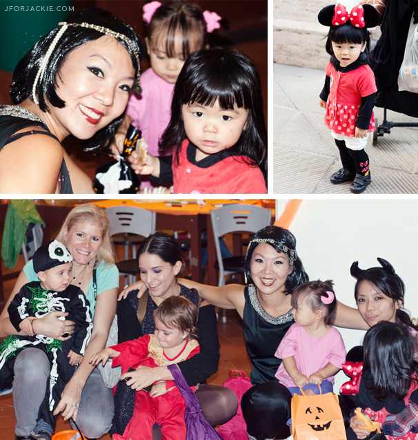 Halloween Party 2013 - St. James Church in Florence