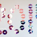 DIY Cd Wall Art Idea