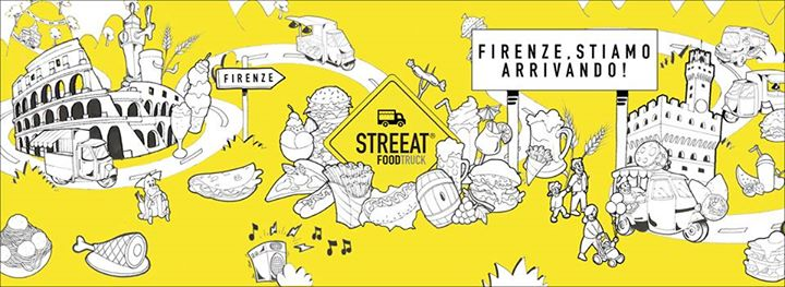 STREEAT - Food Truck Festival 2015 - FIRENZE - 3° Edizione