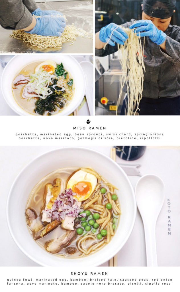 Koto Lab Ramen in Italy
